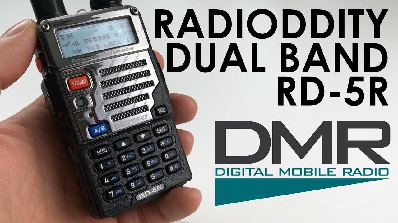 Baofeng RD-5R DMR
