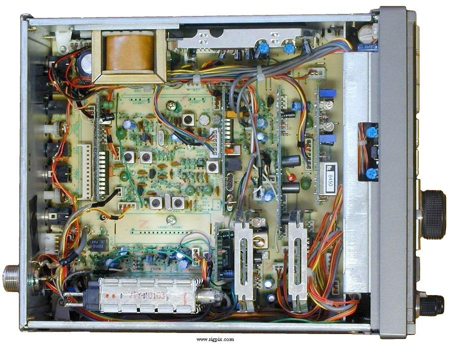 Icom Frg 9600