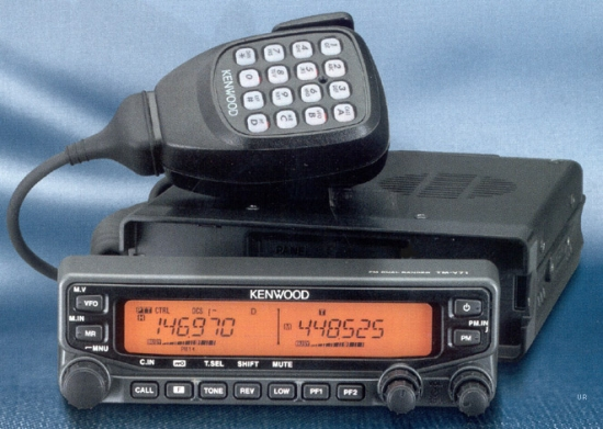Kenwood Tm 731 E manuale