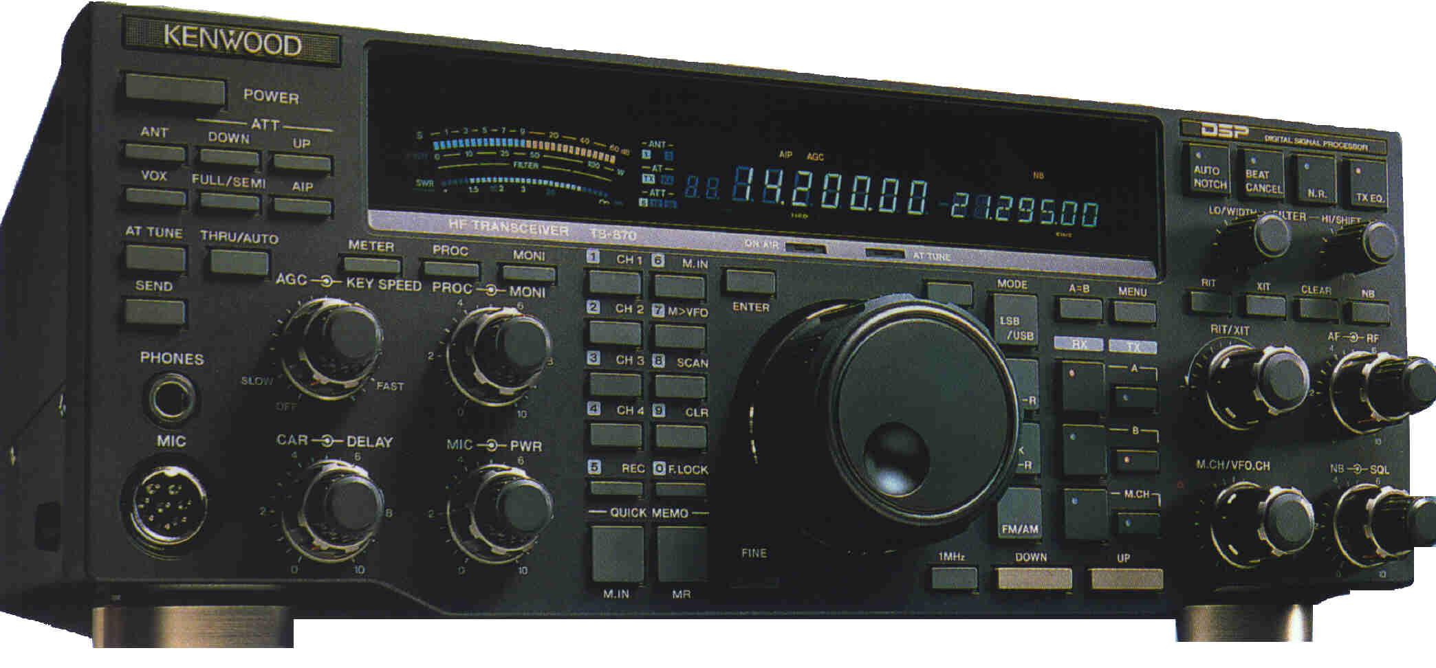 Kenwood TS870S