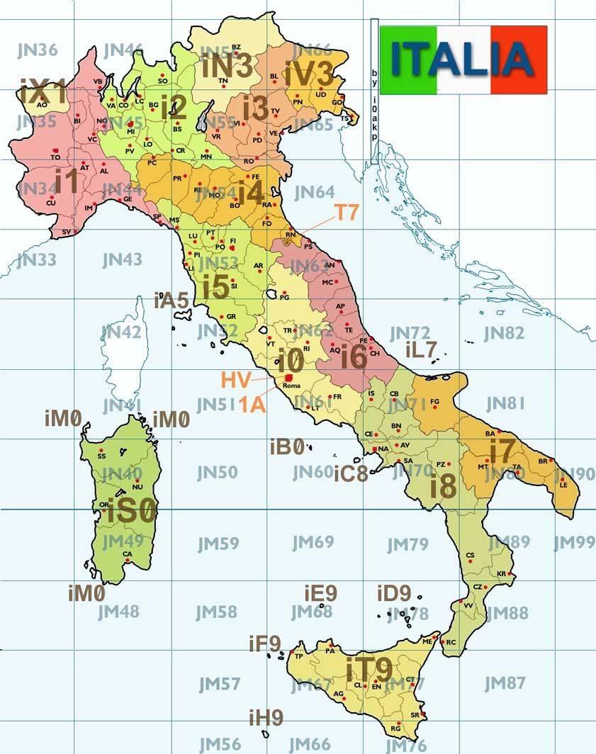 Lampedusa Cartina Italia