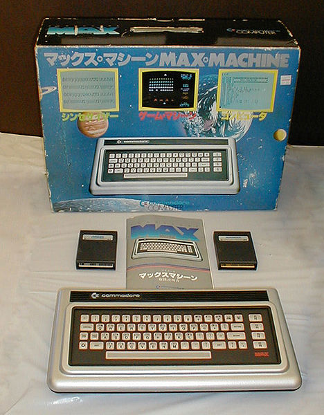Commodore_MAX